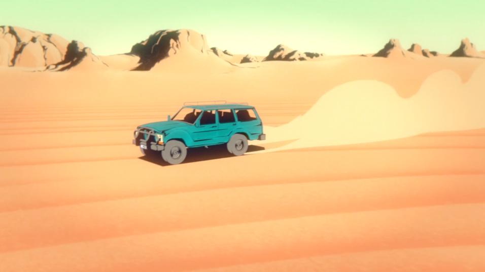 Tinariwen - Tenere-Taqqal, un viaje por un desierto de arenas rosas y cielos verdes - 3