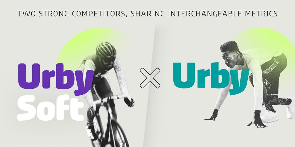Urby y Urby Soft, tipografías nacidas para el mundo del deporte- 10