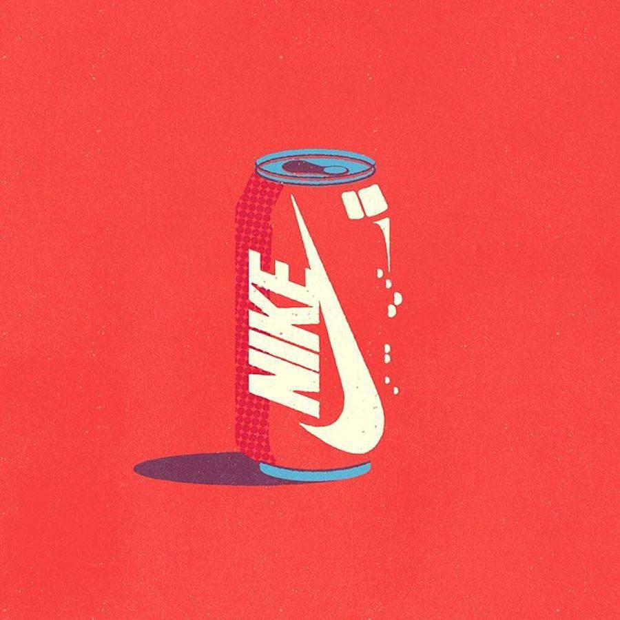 ¿Qué pasaría si los logos se intercambiaran los productos que representan? - Nike - Mike Stefanini