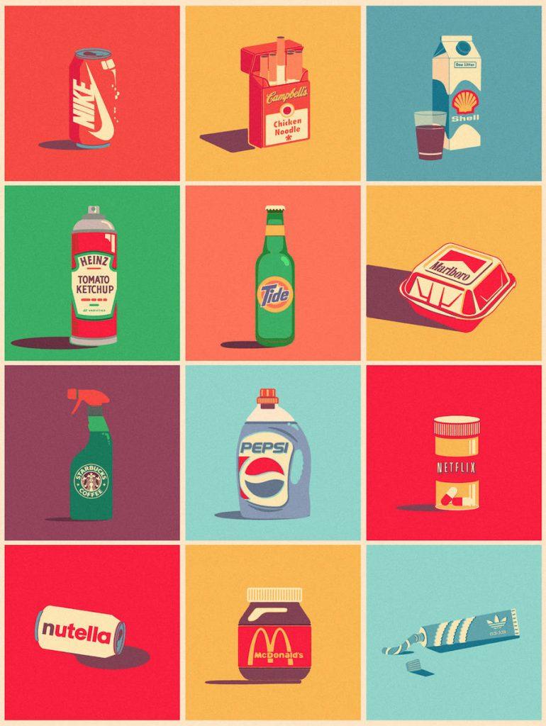 ¿Qué pasaría si los logos se intercambiaran los productos que representan? - 2 - Mike Stefanini