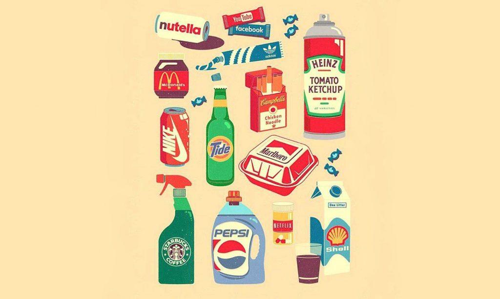 ¿Qué pasaría si los logos se intercambiaran los productos que representan?-3