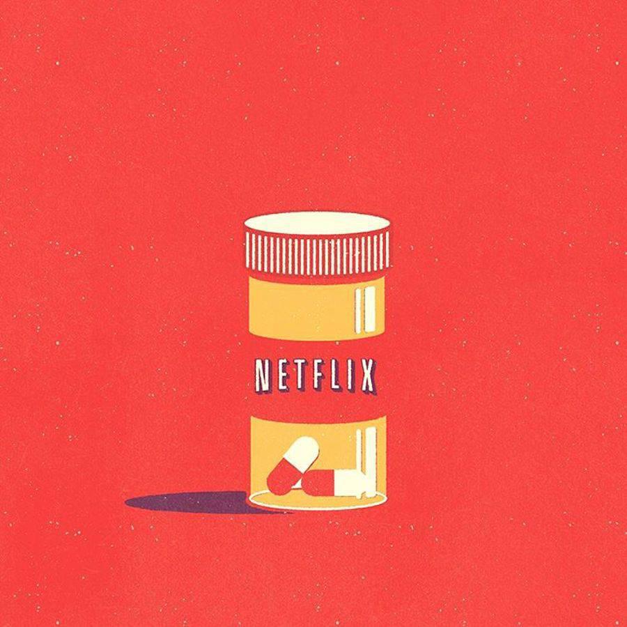 ¿Qué pasaría si los logos se intercambiaran los productos que representan? - Netflix