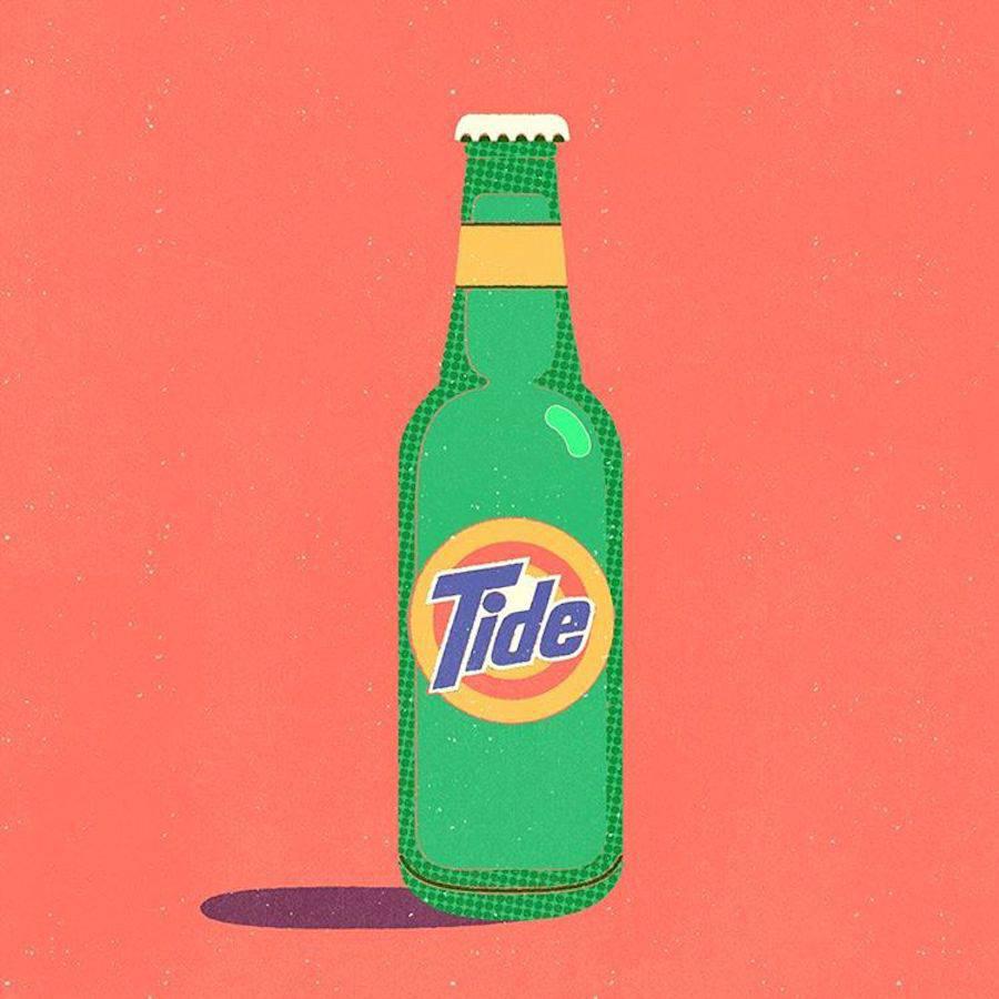 ¿Qué pasaría si los logos se intercambiaran los productos que representan? - Tide