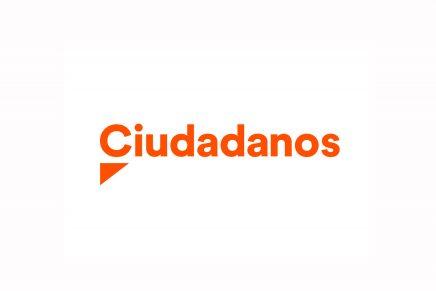 El nuevo logo de Ciudadanos de bocadillo a diálogo
