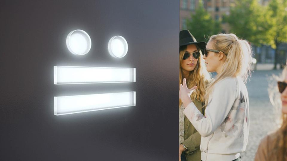 El símbolo-emoticono de dotdot se convierte en el hilo conductor de las aplicaciones de la marca que conocemos hasta ahora.