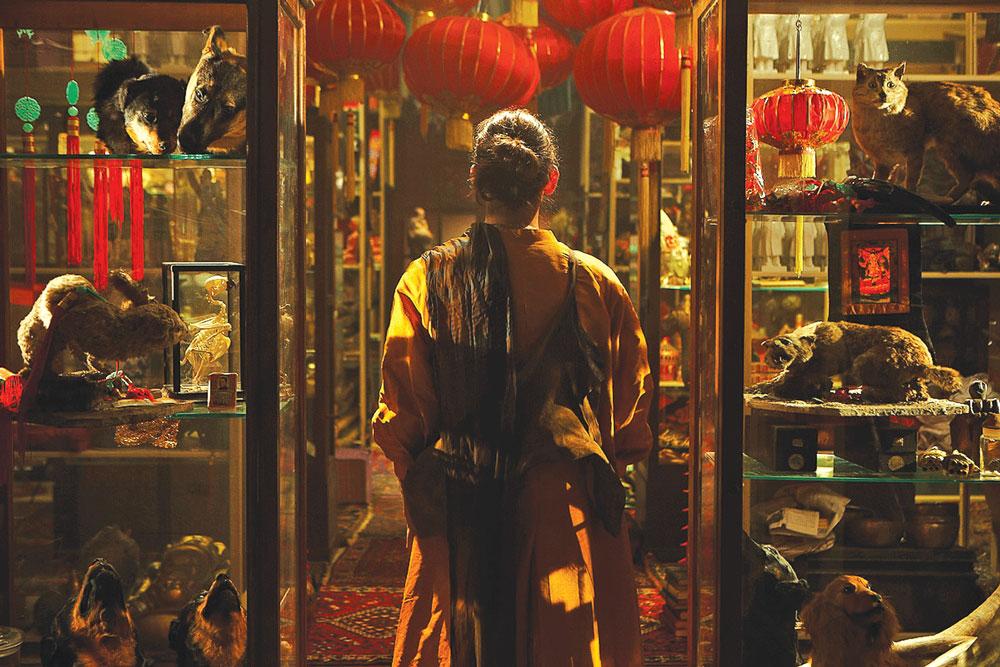 Fiona Tan expone Desoriente en el Museo Guggenheim