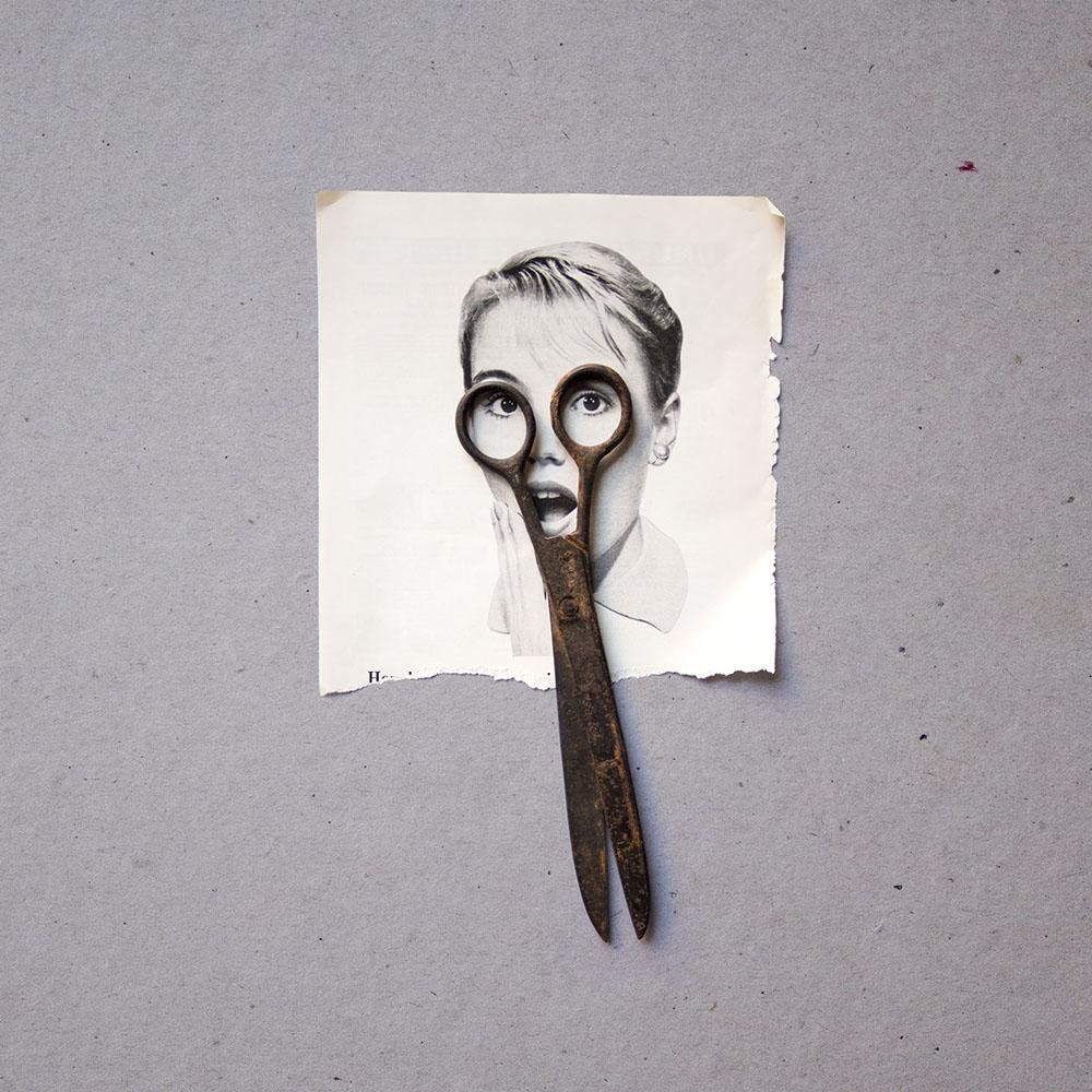 Imagen de la contraportada del número 4 de la revista Gràffica, creada por Susana Blasco