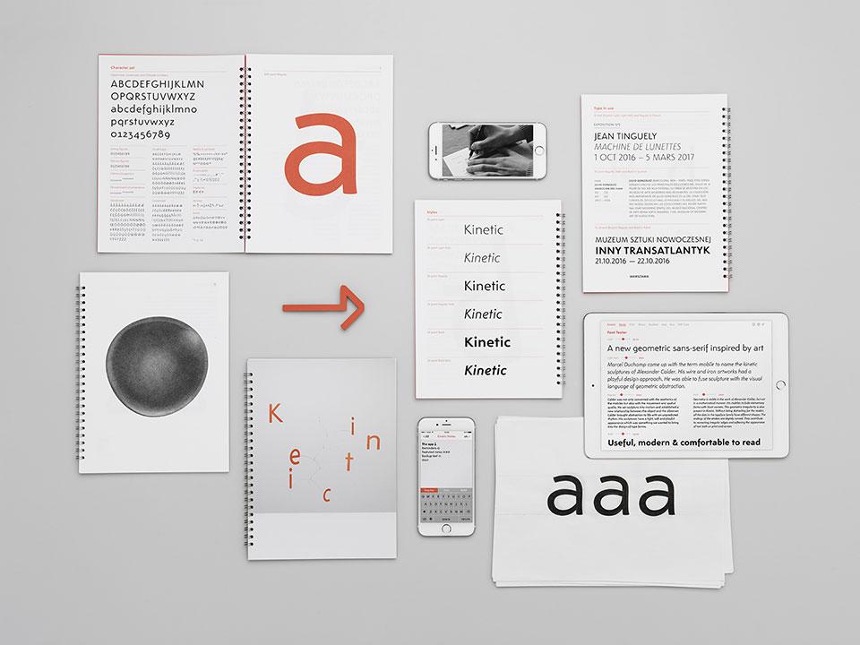 ¿Cómo es la tipografía que le hubiera gustado crear a Alexander Calder? - 2