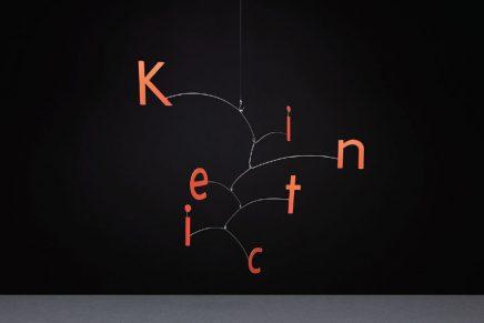 ¿Cómo es la tipografía que le hubiera gustado crear a Alexander Calder?