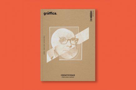 ¿Todos somos creativos? La creatividad a debate en el número 4 de la revista Gràffica. ¡Ya a la venta!