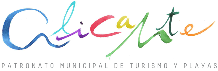 logotipo anterior Alicante turismo segunda versión