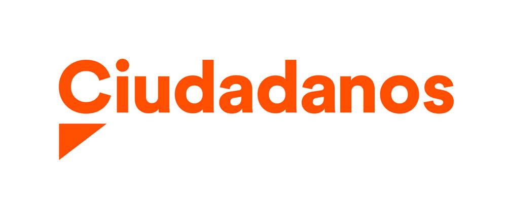 Nuevo logo de Ciudadanos