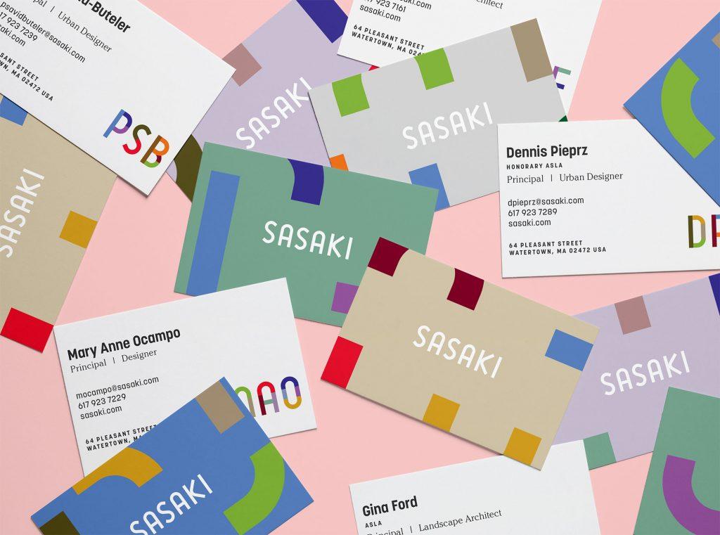 El diseño de identidad del que podemos aprender todos los diseñadores: Sasaki, por Bruce Mau