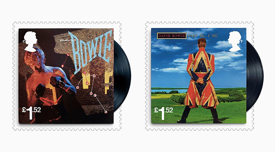 ¿Has visto los sellos homenaje a David Bowie del Royal Mail? - 3
