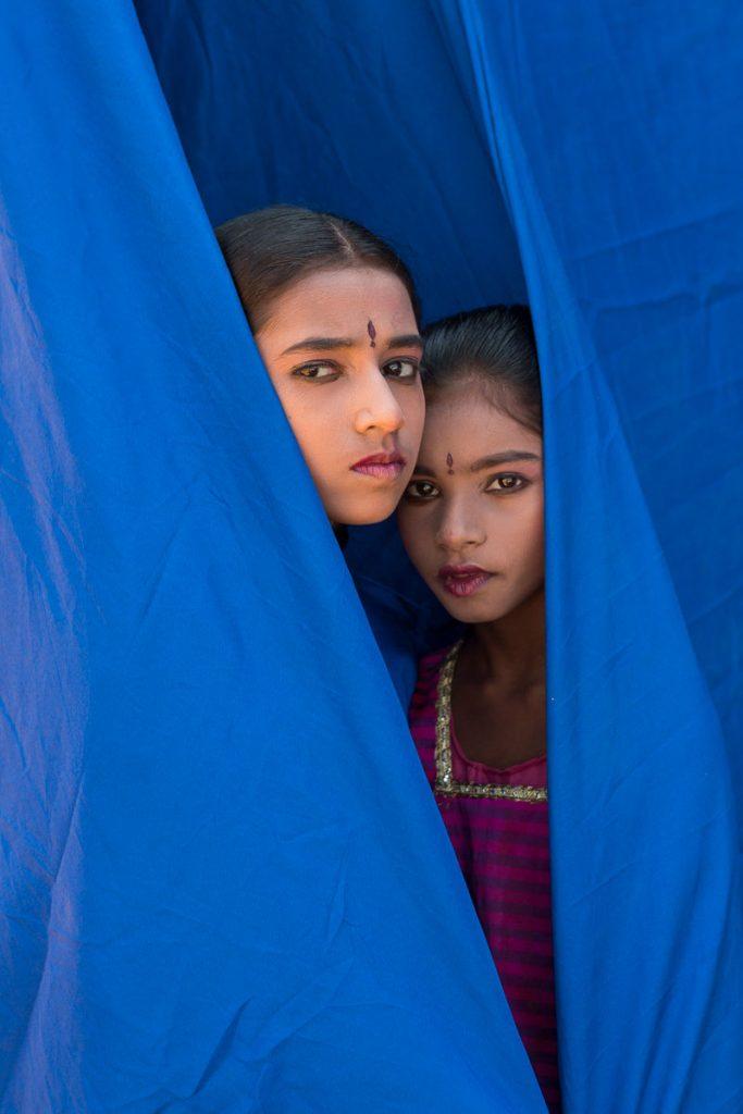 Cristina García Rodero da voz a las mujeres de la India en Tierra de sueños