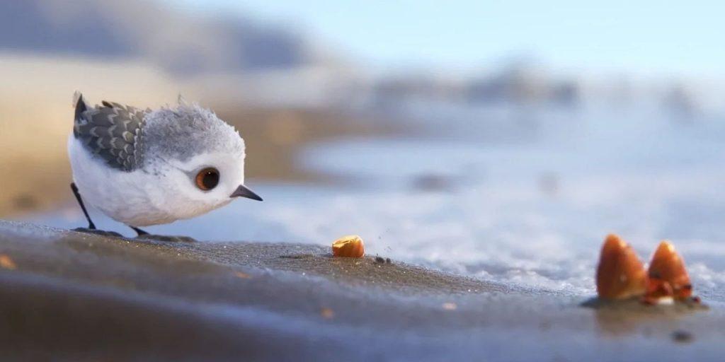 Oscar 2017 al Mejor Corto de Animación para 'Piper' - 1