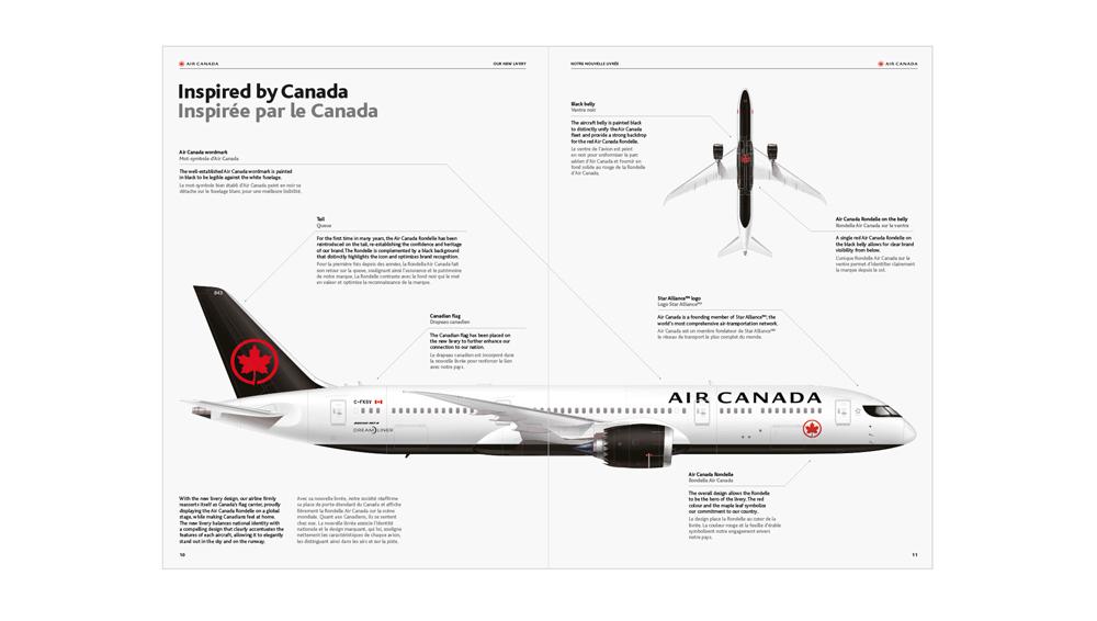 Air Canada: la transcendencia del rediseño de una aerolínea - 2