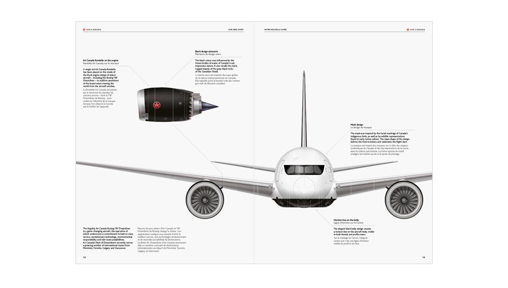 Air Canada: la transcendencia del rediseño de una aerolínea - 3
