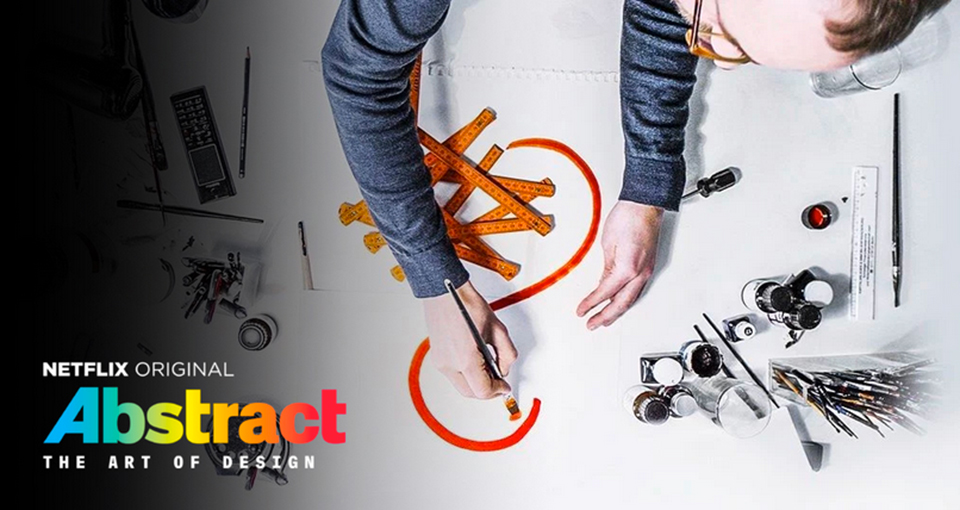 Abstract The art of design - Serie Diseño Netflix1