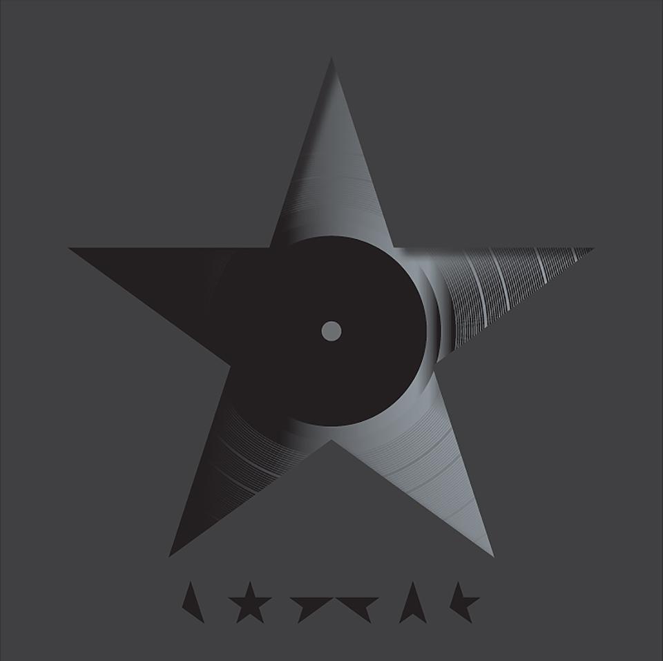 Blackstar, Grammy 2017 al Mejor Diseño de Packaging