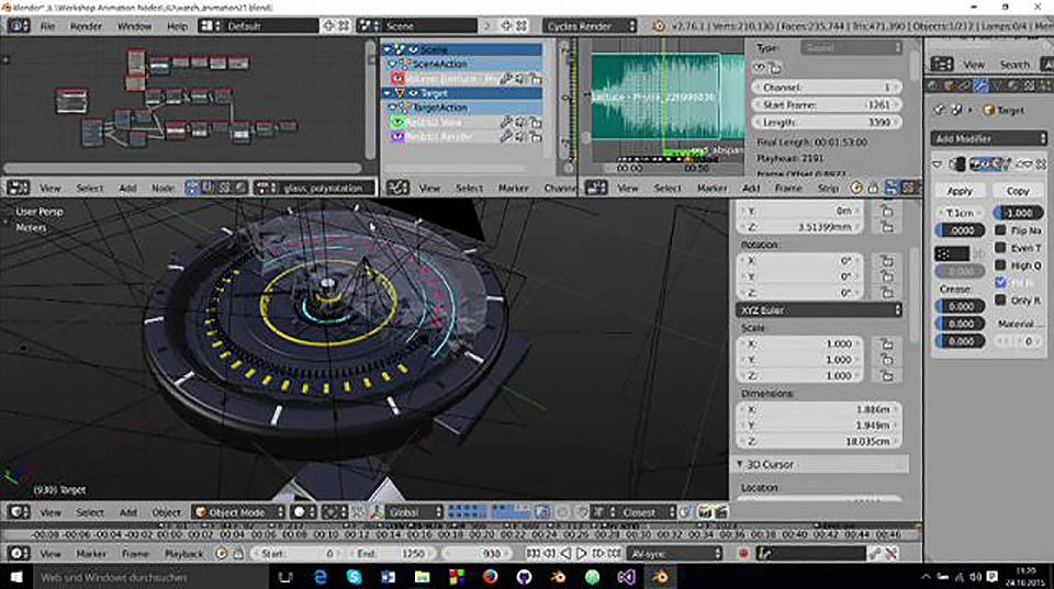 Blender, el programa de 3D gratis y de código abierto -11
