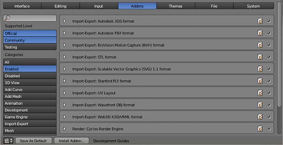 Blender, el programa de 3D gratis y de código abierto - 12