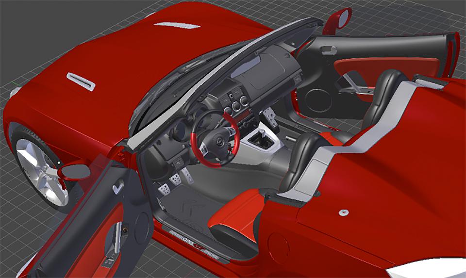 Blender, el programa de 3D gratis y de código abierto - 5