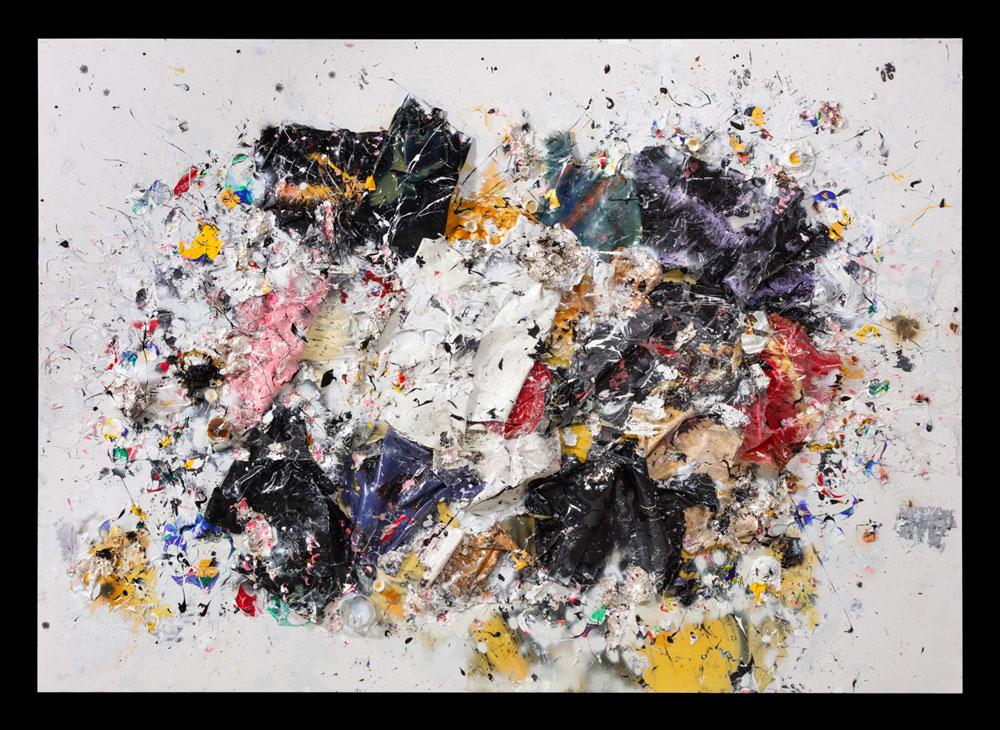 'Blomma Som Vaxer Vilt' (2016) de Michael Chow