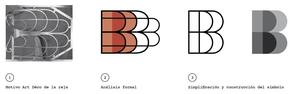 El diseño de identidad que rinde homenaje al pasado gracias al art déco: Bombas Gens- 1