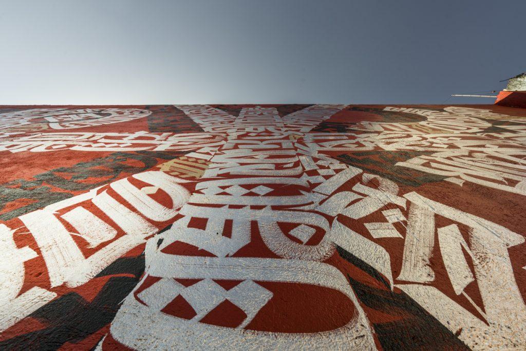 'Del Barrio', un mural realizado por Said Dokins y Lapiztola-2