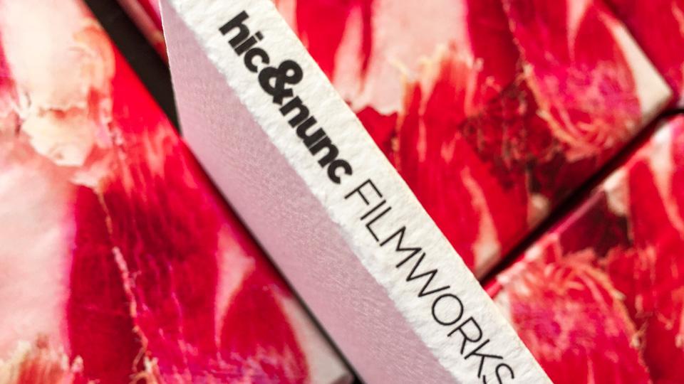 Hic&Nunc Filmworks y su sabroso trabajo autopromocional -1