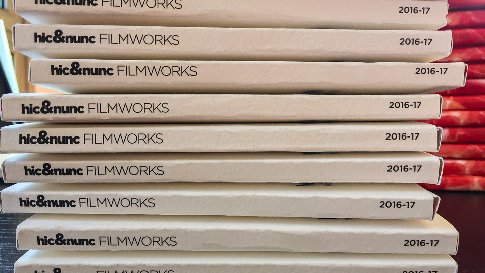 Hic&Nunc Filmworks y su sabroso trabajo autopromocional - 7