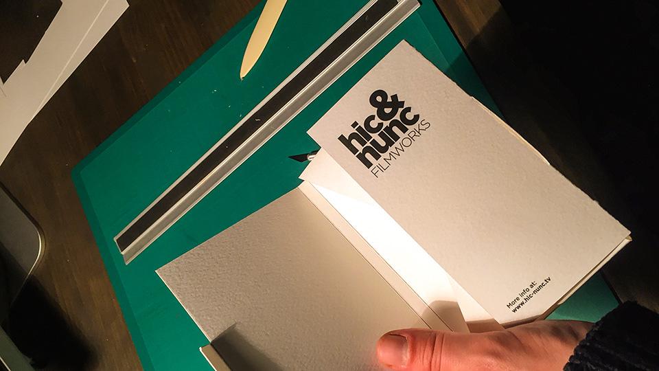 Hic&Nunc Filmworks y su sabroso trabajo autopromocional - 17