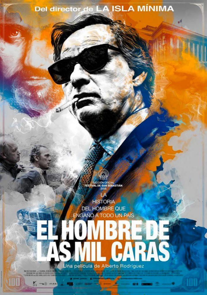 Carteles Goya 2017 - El hombre de las mil caras1