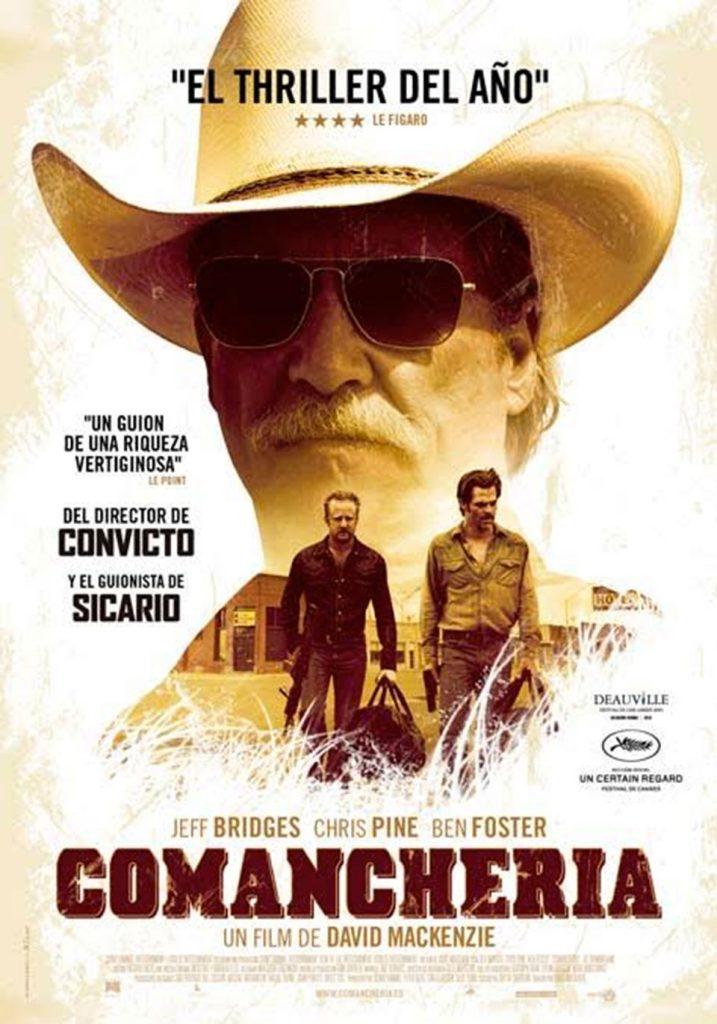Carteles Premios Oscars - Comancheria1
