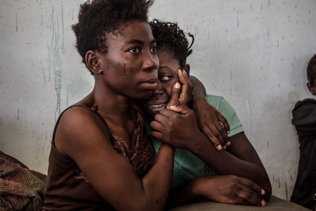 Daniel Etter por The Libyan Migrant Trap
