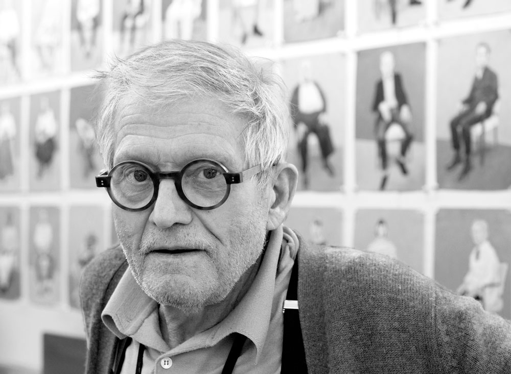 David Hockney, un referente del arte británico