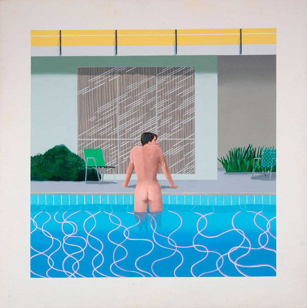 David Hockney expone en el Tate británico