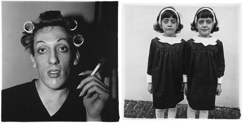 Diane Arbus, fotografía marginal de la sociedad neoyorquina