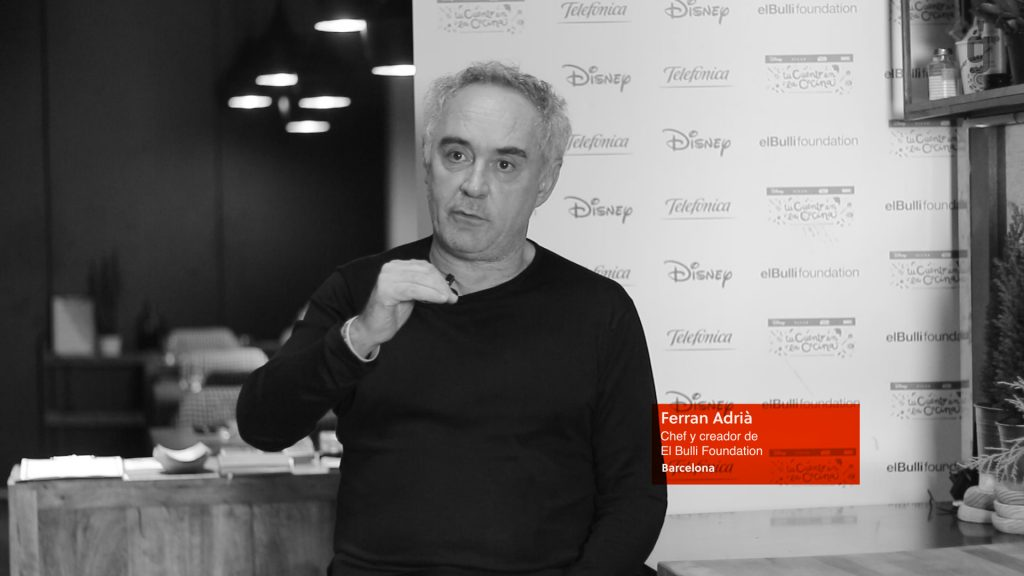 Creatividad Gràffica - Ferran Adria