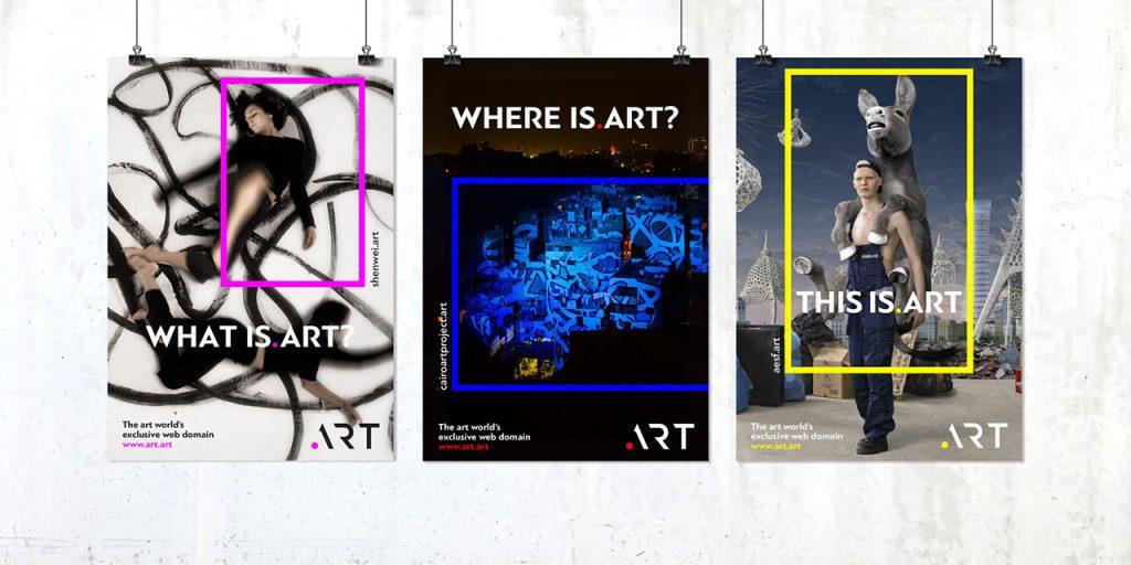 El arte tiene nuevo dominio y una nueva plataforma llamada .ART