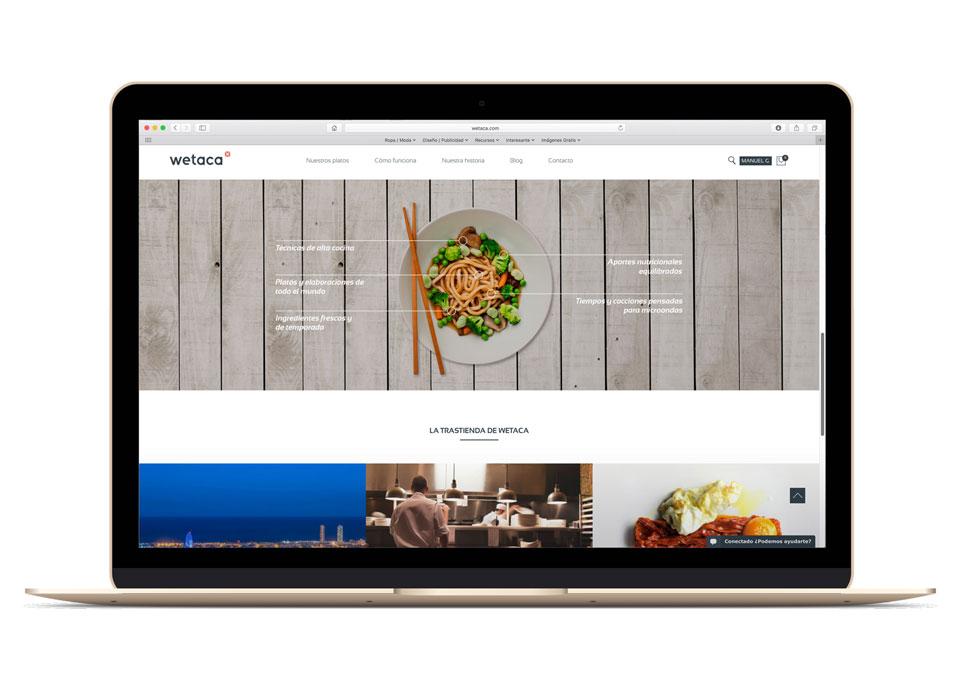 El primer servicio de tuppers de chef a domicilio presenta su nueva identidad visual - 2