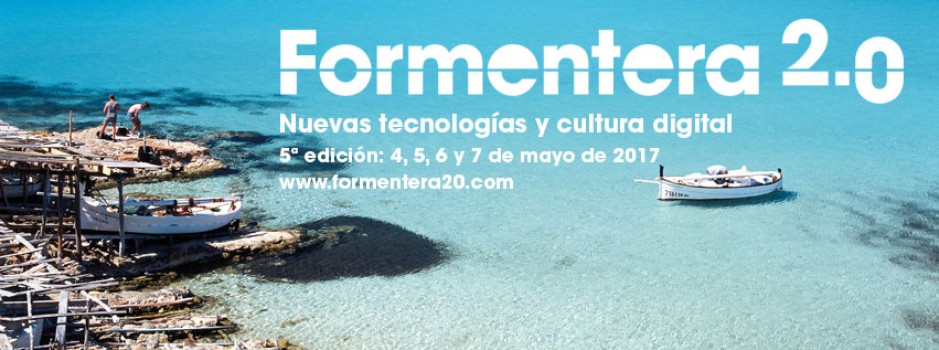 Regresan las jornadas de nuevas tecnologías y comunicación online: Formentera 2.0 - 2