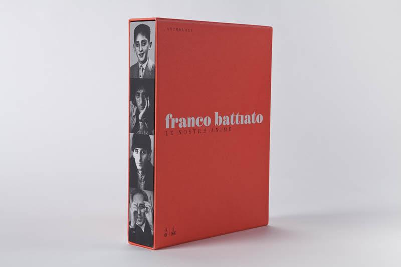 Franco Battiato / Le nostre anime de Polystudio, Italy:
