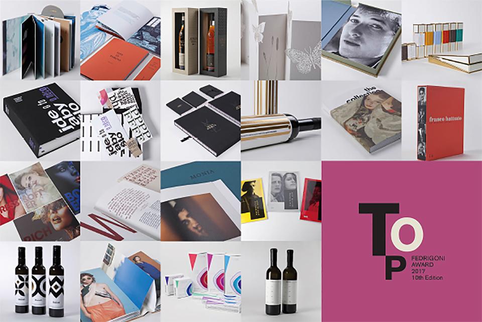 Descubre los proyectos finalistas de Fedrigoni Top Award 2017 - 2