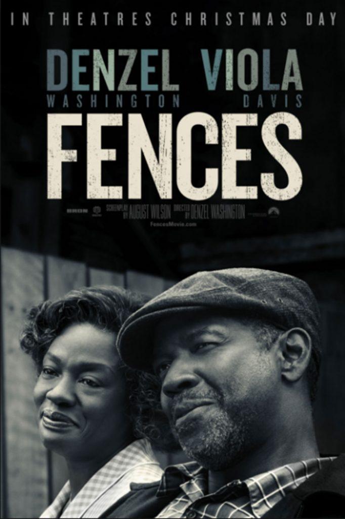 Carteles Premios Oscars - Fences1