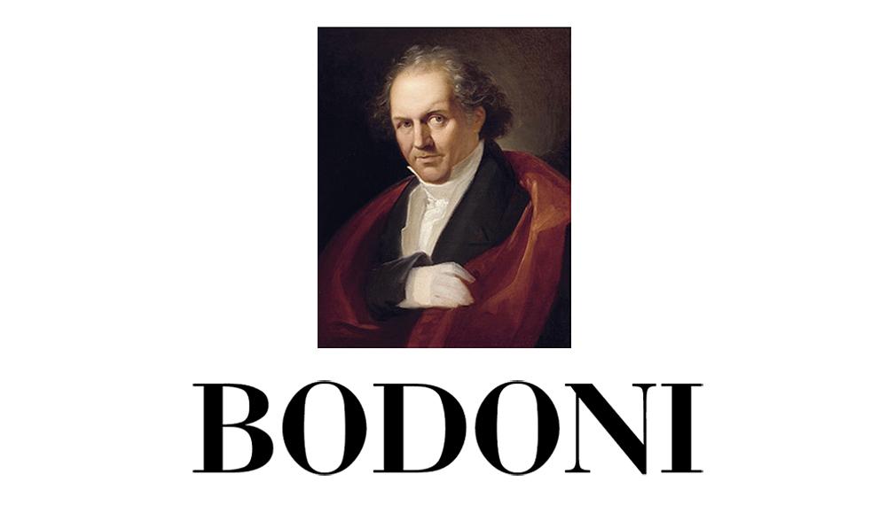 Cumpleaños Bodoni