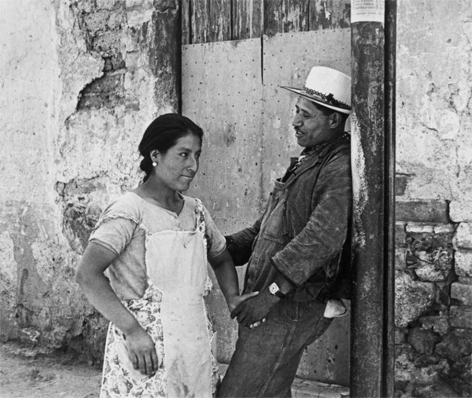 Helen Levitt: México City