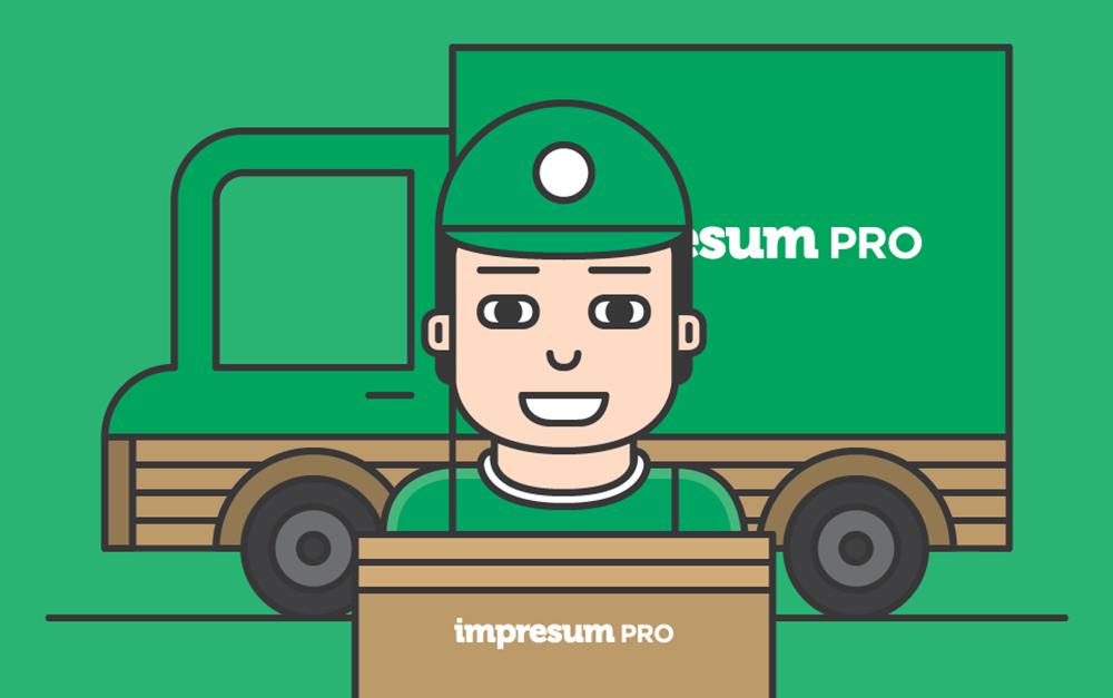 Impresum Pro