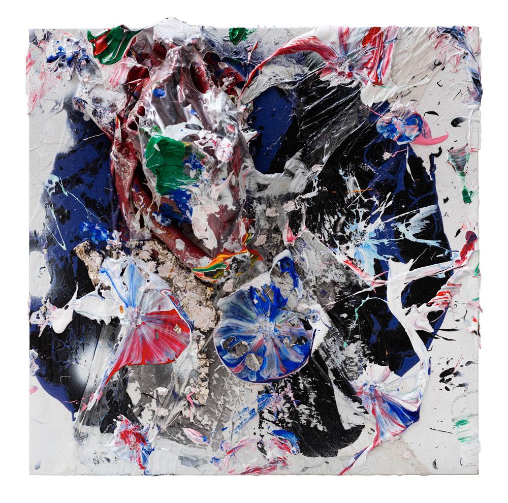 'In Het Wild Groeiende Bloem' (2016) de Michael Chow